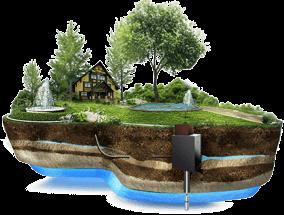 Очистка обсадной трубы водозаборной скважины