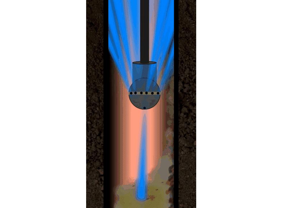Гидроструйная очистка скважин