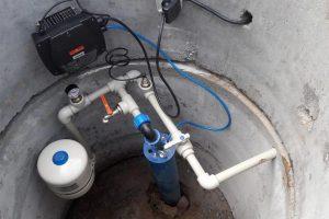 обустройство промышленной скважины на воду артезианская